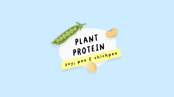 Soy vs. Pea vs. Chickpea: Breaking Down the Pros and Cons of 3 Plant-Based Proteins